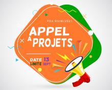 Lancement de l' Appel à projets du FORIM : Pra/Osim-2021
