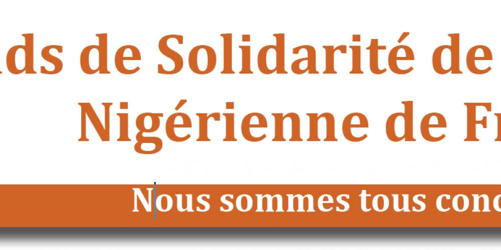 Fonds de Solidarité de la Diaspora Nigérienne de France