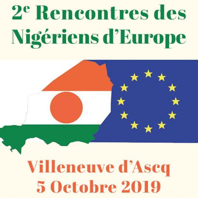 Rencontre des Nigériens d'Europe